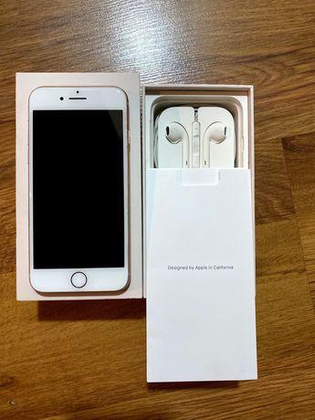 Iphone 8 gold в отличном состоянии !