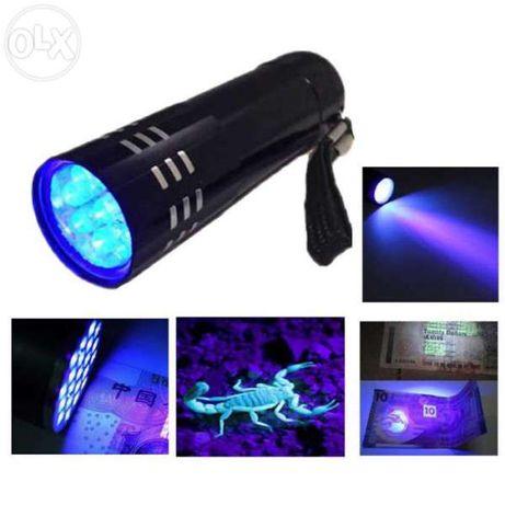 Ултравиолетово фенерче(UV фенер)