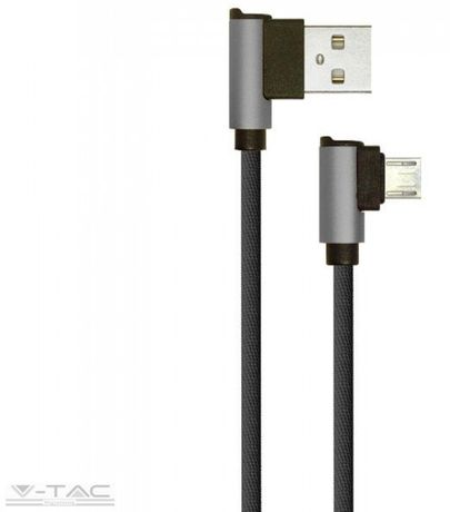 USB КАБЕЛИ 90 Degree Premium L Cable Fast Charging cable