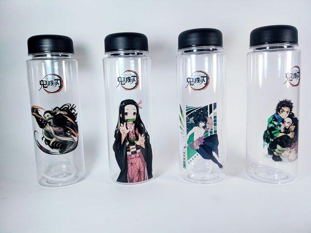 Аниме пластиковые бутылки