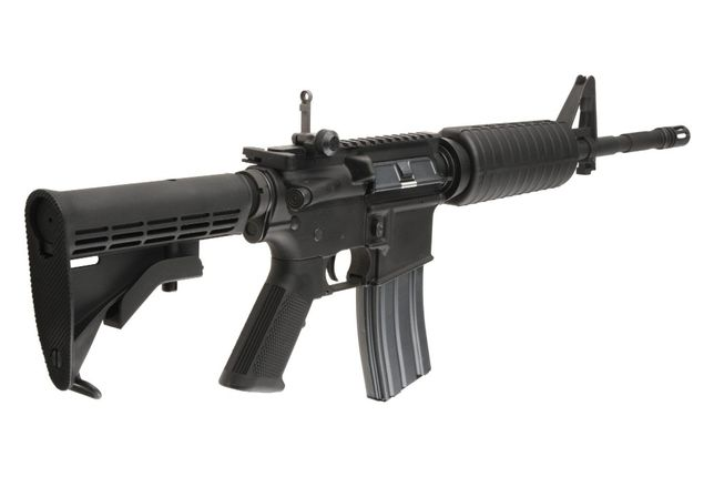 Pusca Asalt ELAR M4A1 airsoft AEG 1,3Joules electrica