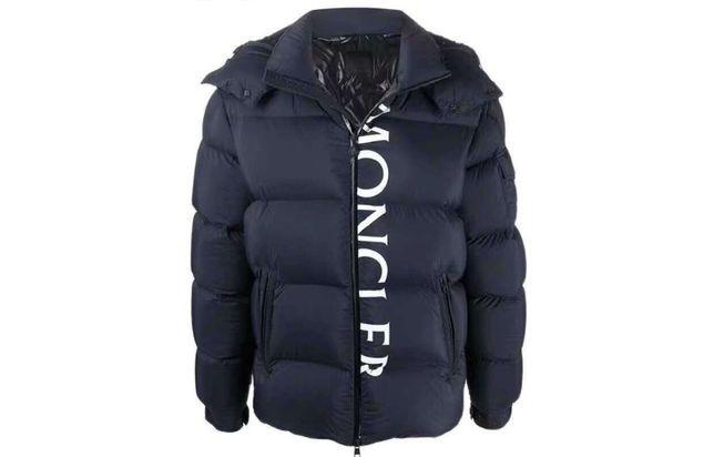 Moncler Maures мужской зимний пуховик. Мужская куртка.