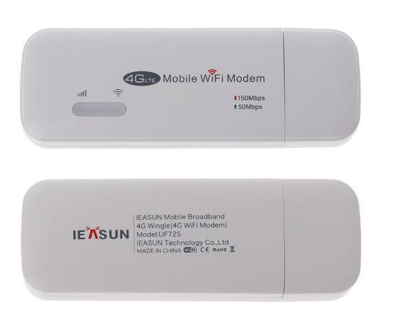 4G Wi-Fi LTE USB модем/роутер, IEASUN UF725