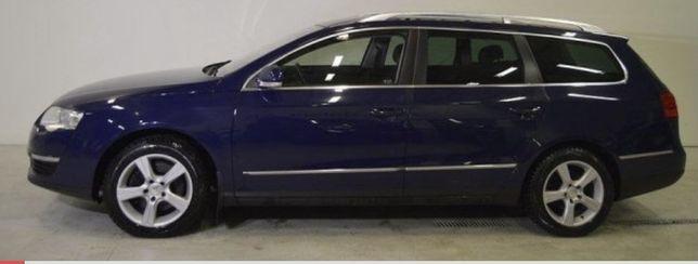 Volkswagen Passat b6 Ecofuel CNG /Benzina