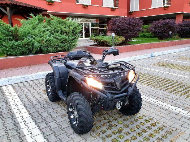 Atv Cf Moto 520s 2020 euro4 nr negre