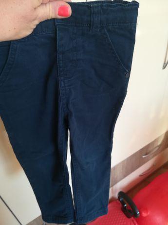 Спортно елегантен панталон за ръст 80 /86, дънки HM в същия размер