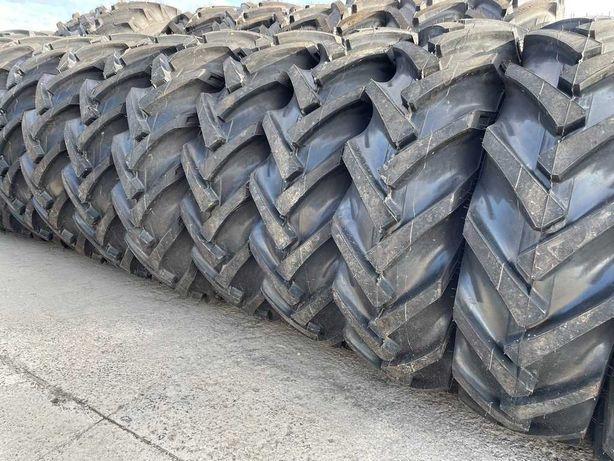 Anvelope noi 12.4-24 TATKO Cauciucuri de tractor cu 12Pliuri livrare