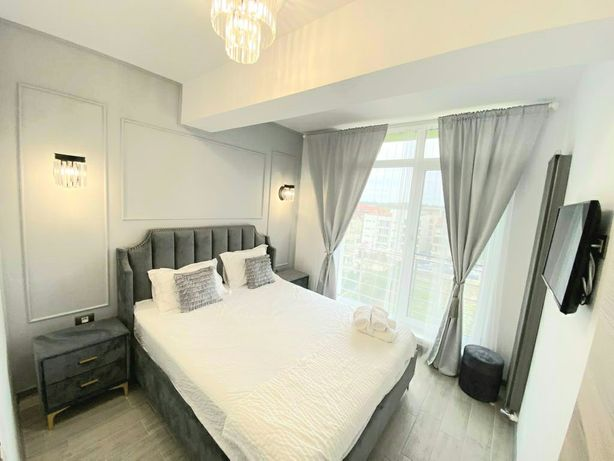 Inchiriez apartament Gray Boutique in Alezzi Resort Mamaia Navodari