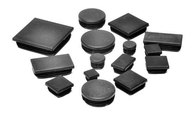 Capace plastic pentru teava rotunda, patrata si drepunghiulara
