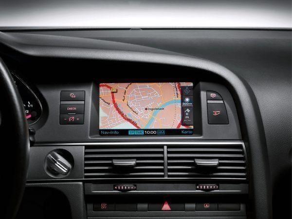 Update GPS harti si firmware pentru navigatie Audi MMI 2G Bootloader