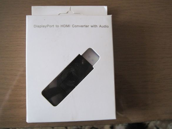 Display Port към HDMI, Mini Display Port към HDMI и Кабел HDMI 5m