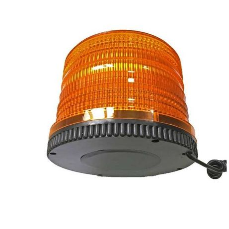 Маяк Диодна Лампа Аварийна Сигнална 48 LED диода 12-24V