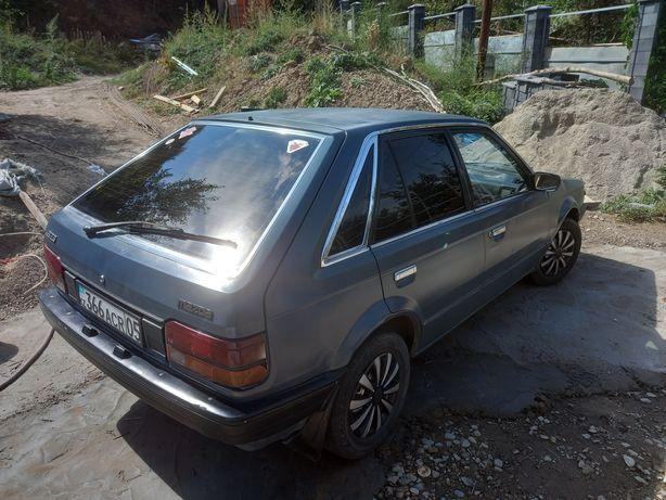 мазда 323 жили 1987