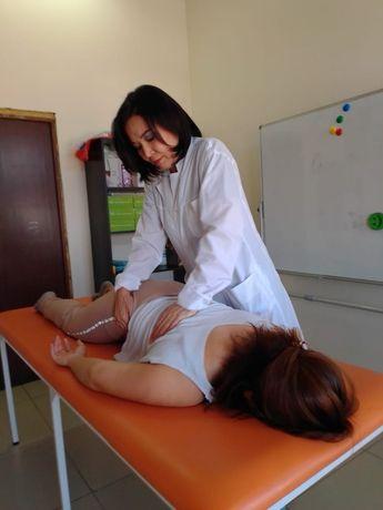 Мануальная терапия, хиджама, огненный массаж и классический массаж.