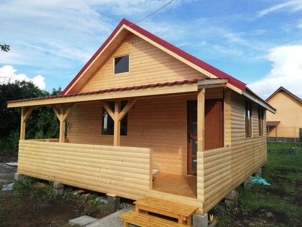 Casa\cabana din lemn