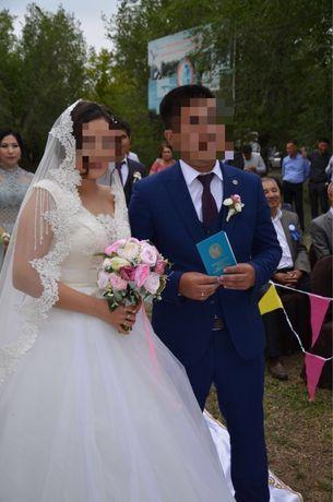 Свадебное фата 13.000тг