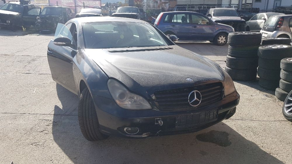 Мерцеде ЦЛС 320 ЦДИ 221к.с. Mercedes CLS 320 CDI 221к.с. 2007г. на час