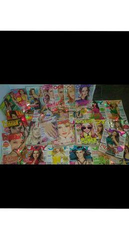 Продаю журналы Joy, Oops, Mini и др. Дёшево !