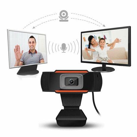 WEB камера со встроенным микрофоном, 2.0MP, WC1080