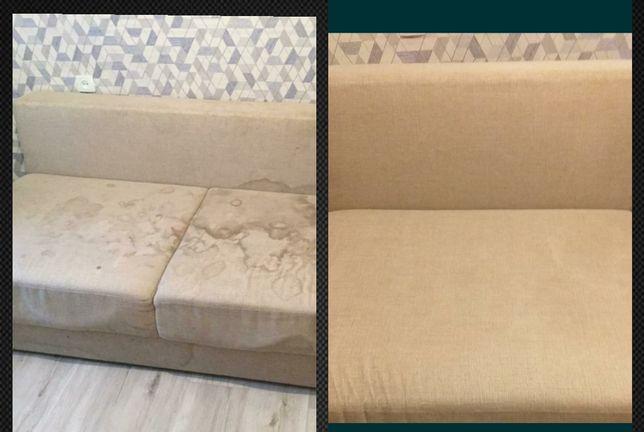 Химчистка мягкой мебели % скидки