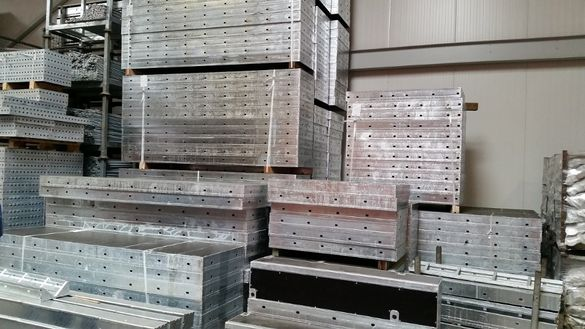 Нов поцинкован олекотен рамков кофраж за стени и колони