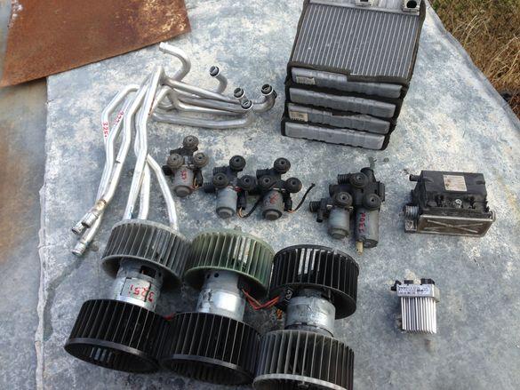 е46 Вентилатор клапани моторче клапи таралеж парно БМВ bmw e46