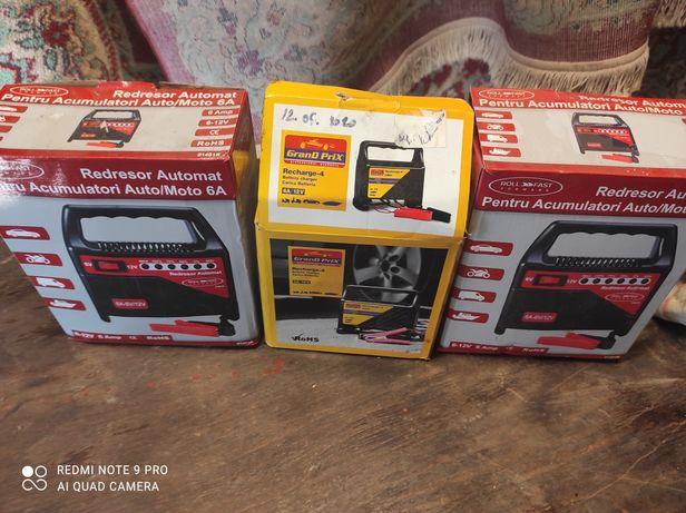 Redresoare încărcătoare acumulatori auto-moto