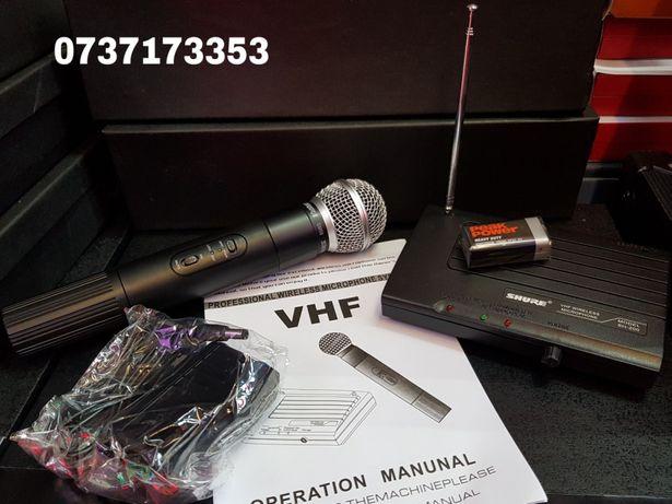 Microfon Shure SH-200 wireless,NOU,DJ,karaoke