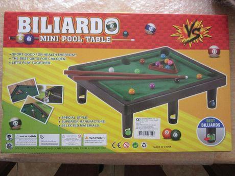 joc de minibiliard pt toate varstele, si rambursposta
