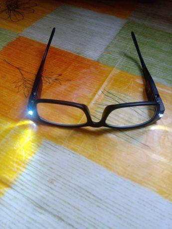 Ochelari Steinenberg SP1950 +2.5 cu lumina led pentru citit