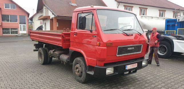 Man Lox-F 7490 Basculanta