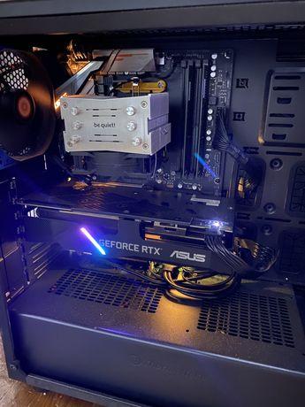 Иговой компьютер ПК Стримерский 2060S