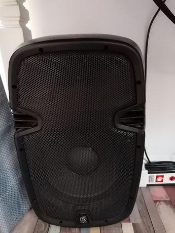 boxe skytec cu amplificator si microfon