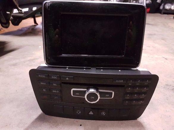 Mercedes GLA GLE A B CLASS CLE CLA навигация, радио