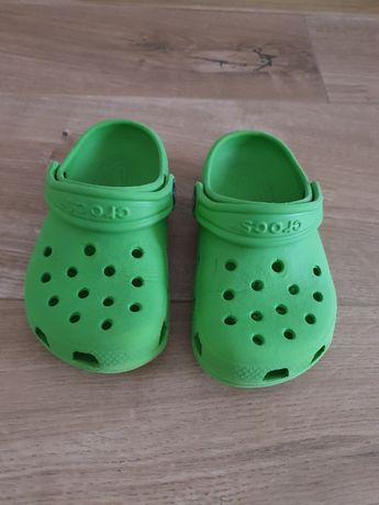 Papuci CROCS - 16.5 cm talpa interioara