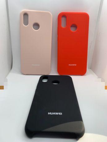 Оригинални силиконови кейсове за Huawei P20 series / Mate20 series l