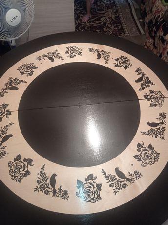 Казахские складные столы