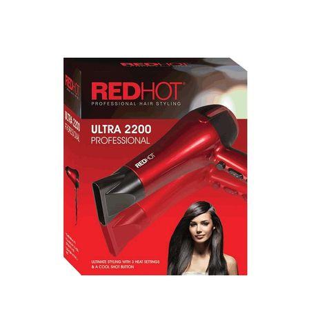 Сешоар Red Hot 2200W