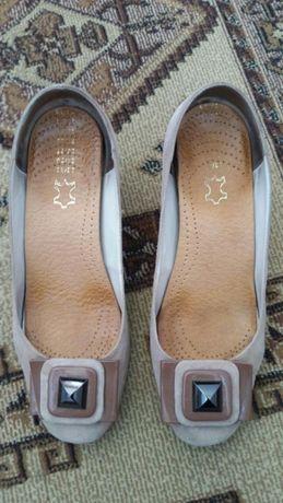 Pantofi piele întoarsă Veronesse, nr. 36