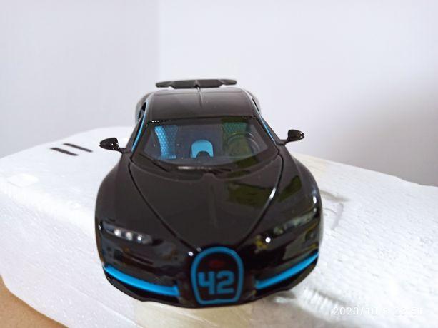 Machetă    Bugatti
