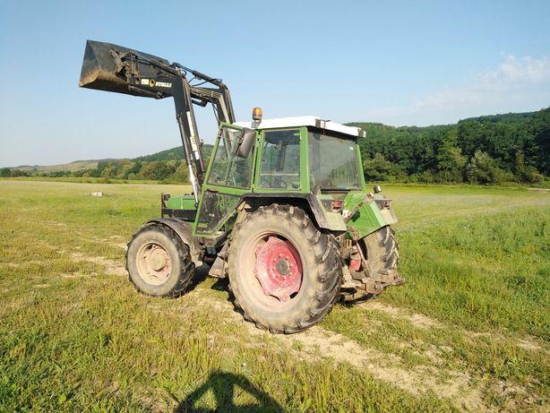 Tractor Fendt farmer 308 lsa cu incarcator