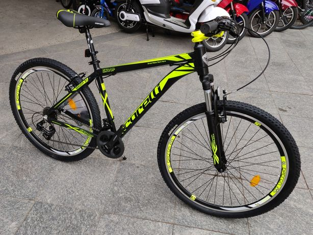 "Bicicleta MTB Corelli 27,5"", Cadru Aluminiu L, Shimano Dacron, 21 V"