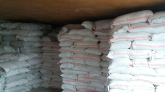 Продам отруби, дробленка, корма, цемент доставка
