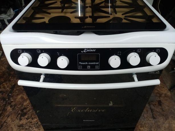 KAISER EXCLUSIVE лучшая газовая плита электро духовка с конвекцией !