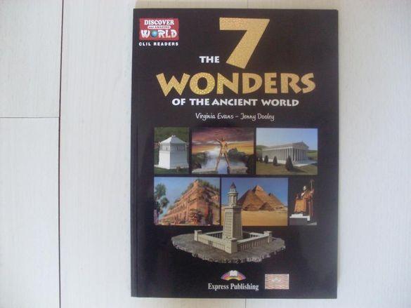 Книга The 7 Wonders of the Ancient World - Express Publishing