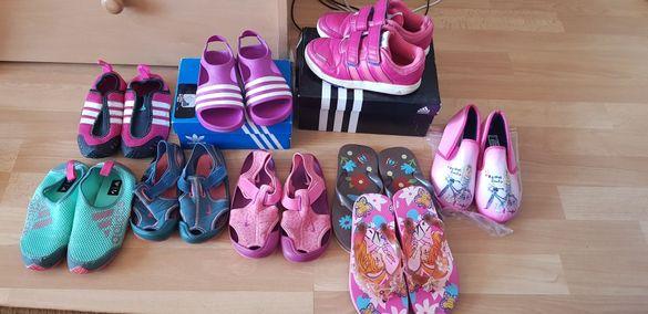 Адидас сандали Nike сандали и летни маратонки всички сандали по  10 лв