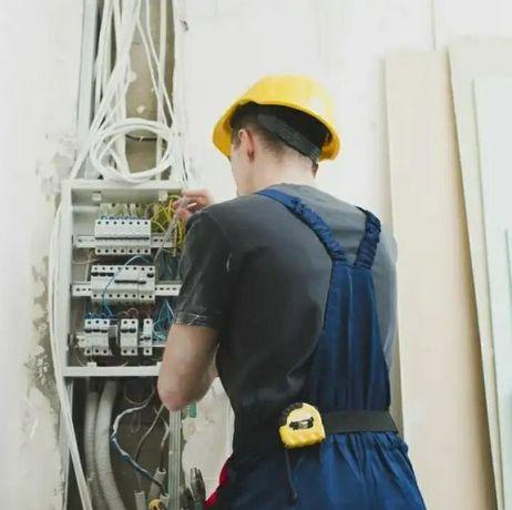Электрик Любой сложной части роботы 24 часа