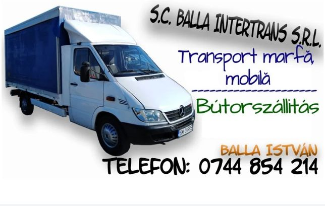 Transport marfa, mobila