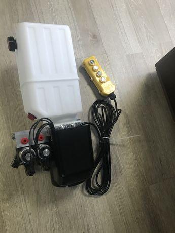 Pompa pentru lama de zapada
