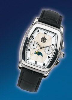 Мъжки Часовник Piercarlo d'alessio, автоматичен,Сейко механизъм,водо